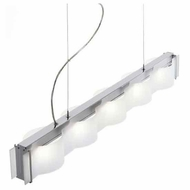 Zaneen D11001 Internos Contemporary Kitchen Island Light