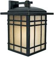 Quoizel HC8413IB Hillcrest Outdoor Imperial Bronze Wall Sconce - 17.5 inches tall
