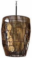 Corbett 12948 Havana Rustic Foyer Pendant Light