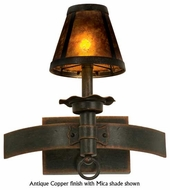 Kalco 4211 Americana 1-Lamp Colonial Wall Sconce