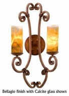 Kalco 3124 Stratford 2-Lamp Candle Wall Sconce
