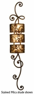 Kalco 5406AC Windsor Tall Wall Sconce