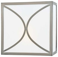 Quoizel LSS8801PS Sequel Small Wall Sconce in Pewter