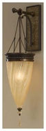 Feiss WB1472ASTB Trinity Wall Sconce