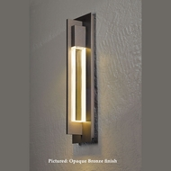 Hubbardton Forge 30-6403 Axis 19 Inch Tall Medium Outdoor Wall Light
