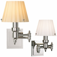 Tech 600DRKW Drake Wall Swing Arm Lamp