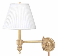 Hudson Valley 6331 Chatham Swing Arm Wall Lamp