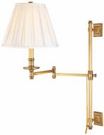 Hudson Valley 9231 Litchfield Wall Swing Arm Lamp - 26 Inch ext
