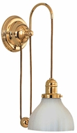 Hudson Valley 3121-444 Rise and Fall Swing Arm Wall Sconce