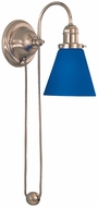 Hudson Valley 3121-SN-505C Rise and Fall Swing Arm Wall Sconce