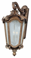 Maxim 40225CNWN Bastille VX Extra Large Traditional Style 27 Inch Tall Outdoor Wall Lighting