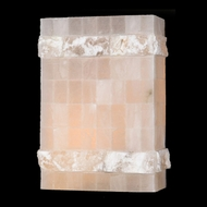 Worldwide W23802 Pompeii 12 Inch Tall Natural Crystal Finish