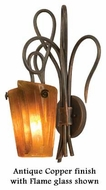 Kalco 4285 Tribecca 1-Light Tall Wall Sconce