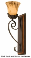 Kalco 4911 Astor 1-Light Wall Sconce