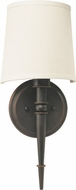 AFX MNS118SNEC Montrose One Light Wall Sconce