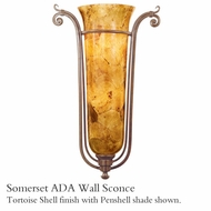 Kalco 4965 Somerset ADA Wall Sconce