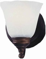 Feiss VS6701-ORB Bristol 1 Light Wall Sconce