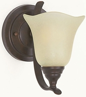 Feiss VS10601-GBZ Morningside 1-light 8.5 inch Wall Sconce in Grecian Bronze