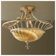 Feiss SF277OSL Bancroft Semi-flush Mount Ceiling Light