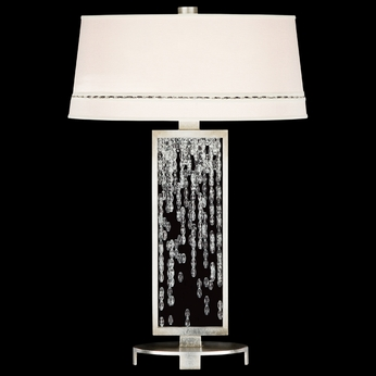 Fine Art Lamps 771910 Cascades Crystal Table Lamp
