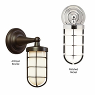 Tech 600ADMSW Admiral Simple Wall Sconce