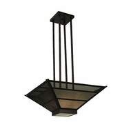 Arroyo Craftsman HOCH18 Horizon 18  Craftsman Pendant Light