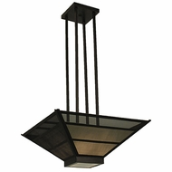 Arroyo Craftsman HOCH22 Horizon 22  Craftsman Pendant Light