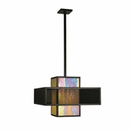 Arroyo Craftsman ILCH14 Illusion 14  Craftsman Pendant Light