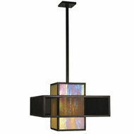 Arroyo Craftsman ILCH18 Illusion 18  Craftsman Pendant Light