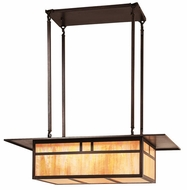 Arroyo Craftsman HCM-27 Huntington Craftsman Pendant Light - 27.75 inches wide