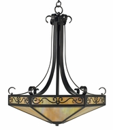 Arroyo Craftsman LICH-21 Lily Craftsman Pendant Light