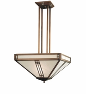 Arroyo Craftsman PCH-18 Prairie Craftsman Pendant Light - 31.5 inches tall