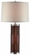 Lite Source LS22092 Daniela Wooden Table Lighting