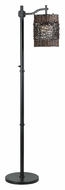 Kenroy Home 32144ORB Brent 60 Inch Tall Oil Rubbed Bronze Lighting Floor Lamp