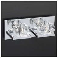 PLC 18172 Cielo 2-light Contemporary Vanity Light