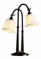 Kichler 70228BBZ Blaine Adjustable Burnished Bronze Desk Lamp