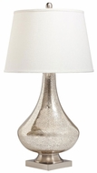 Kichler 70824 Celine Mercury Glass Finish Contemporary Table Lighting Lamp