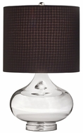 Kichler 70829 Obsidian Modern 25 Inch Tall Table Lighting - Mercury Glass Finish