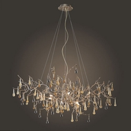 ELK 1722-8 Bijou Rustic 8-Light Chandelier