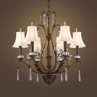 ELK 2183-6 Emilion 6-Light Chandelier