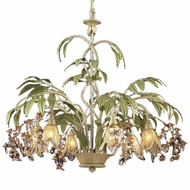 ELK 86053 Huarco Rustic 6-Light Chandelier