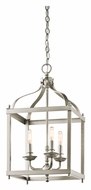 Kichler 42566NI Larkin Medium 12 Inch Wide Entryway Lighting - Brushed Nickel