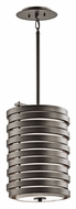 Kichler 43302OZ Roswell Modern 10 Inch Diameter Mini Pendant Hanging Light