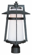 Maxim 88530SWAE Calistoga LED Exterior Adobe Finish Outdoor Post Light