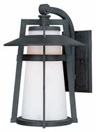 Maxim 88534SWAE Calistoga LED Medium Outdoor 12 Inch Tall Adobe Wall Light Sconce