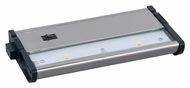 Maxim 89922SN CounterMax MX-L120DC Satin Nickel 7 Inch Wide LED Under Cabinet Light Fixture