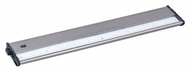 Maxim 89924SN CounterMax MX-L120DC 21 Inch Wide LED Satin Nickel Undercabinet Lighting