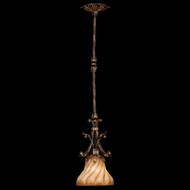 Fine Art 322740 Brighton Pavillion Antique 10 Inch Diameter Lighting Pendant - Bronzed Sienna