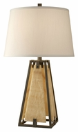 Feiss 10240CNI/OX Modern Prairie 27 Inch Tall Rustic Table Lamp - Century Iron