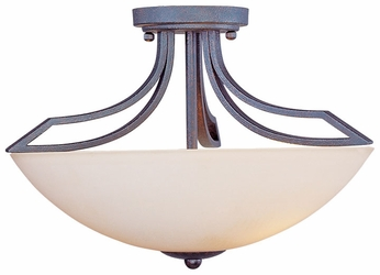Maxim 13601SWBT Ashford 3-lamp Overhead Lighting